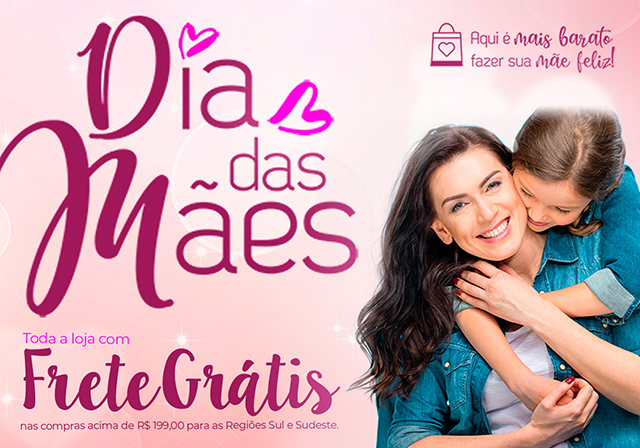 MÃES - Chamada Mobile