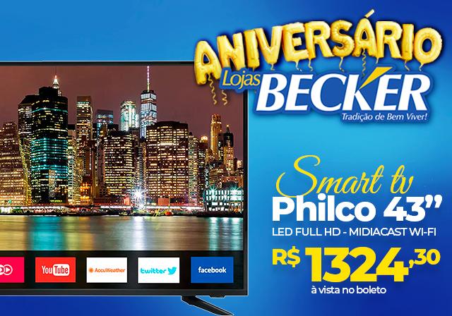 SMART TV PHILCO 43 - Mobile