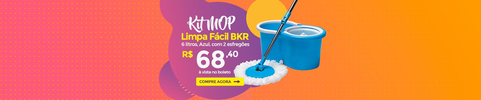 AGOSTO - Kit Mop