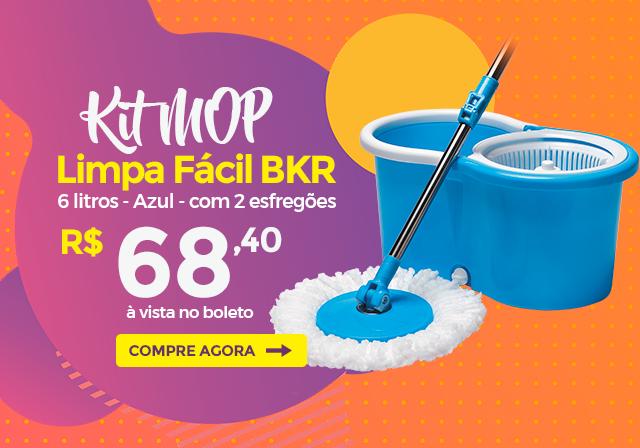 AGOSTO - Kit Mop Mobile