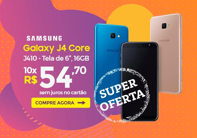 AGOSTO - Samsung J410 Mobile