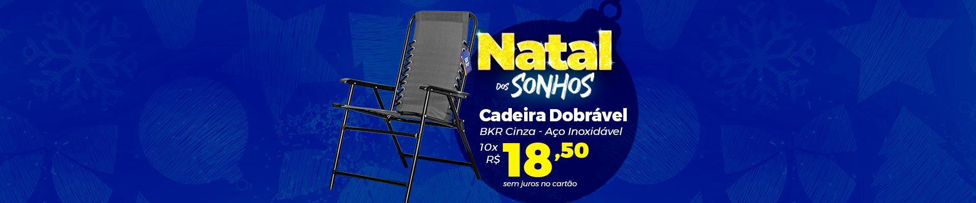 DEZEMBRO - Cadeira BKR