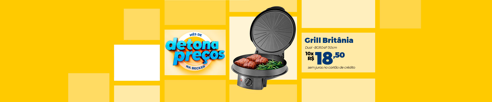 JANEIRO - Grill Pizza