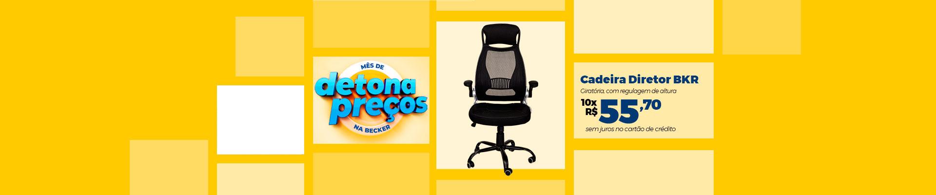 JANEIRO - Cadeira BKR
