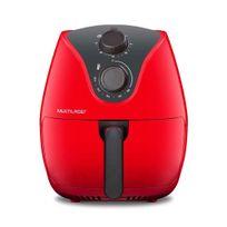 fritadeira-multilaser-air-fryer-sem-oleo-vermelha-produto-frente-principal