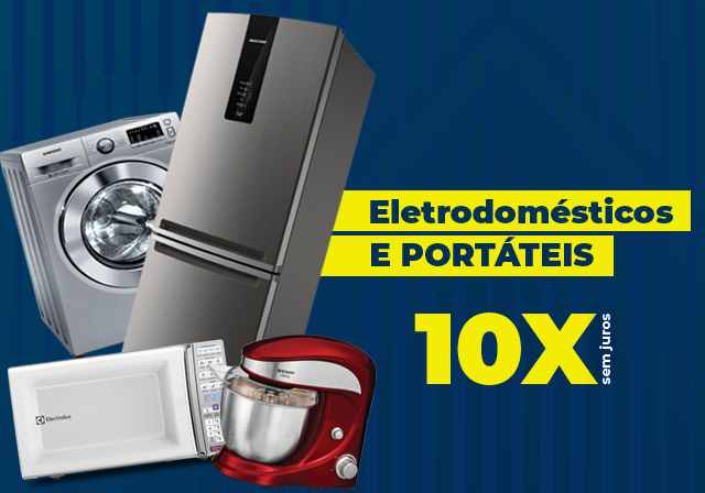 JULHO - Eletro e Portáteis - Mobile