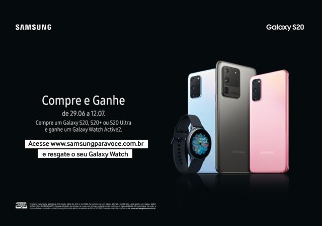 PAIS - Samsung S20 - Mobile