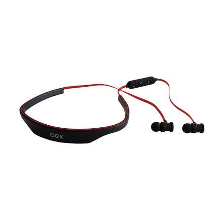 Fone de Ouvido Intra-auricular Bluetooth Live Oex Hs302