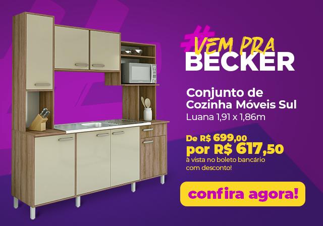 OUTUBRO - Cozinha Luana - Mobile
