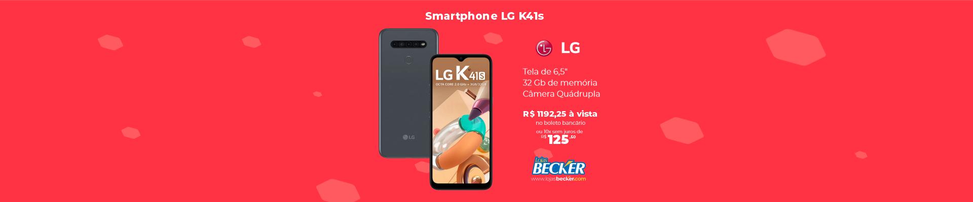 LG - LG K41S