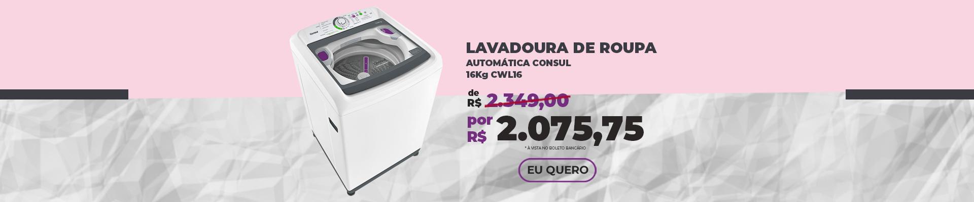 JANEIRO - Lavaroupa CWL16
