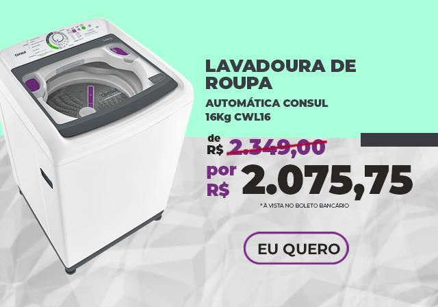 JANEIRO - Lavaroupa CWL16 - Mobile