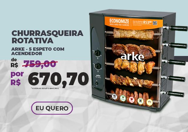JANEIRO - Churrasqueira Arke - Mobile