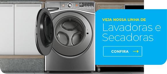 Lavadoras e Secadoras