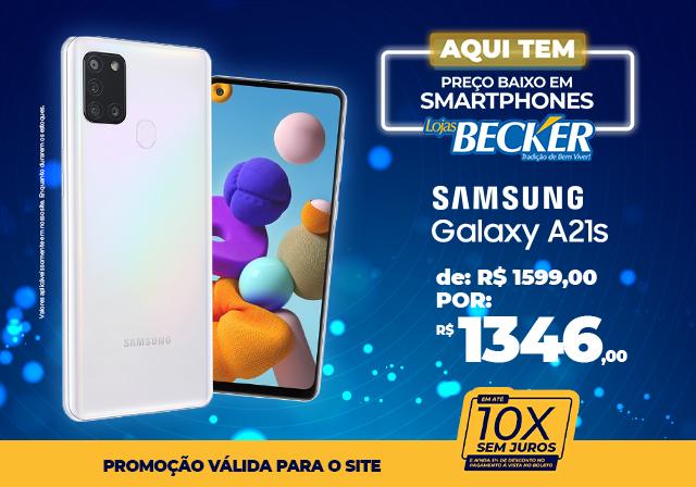 Samsung A21S - Mobile