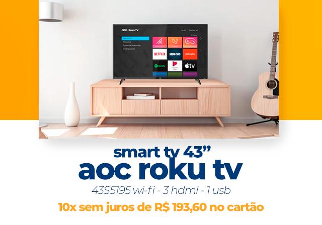 JUNHO - SmartTV AOC - Mobile