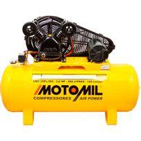 compressor_ar_motomil_cmv_20pl200_frente