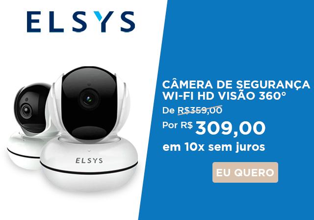 JULHO - Camera Elsys - Mobile