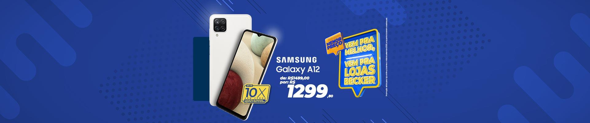 SETEMBRO - Samsung A12