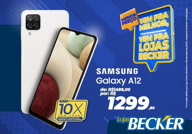 SETEMBRO - Samsung A12 - Mobile