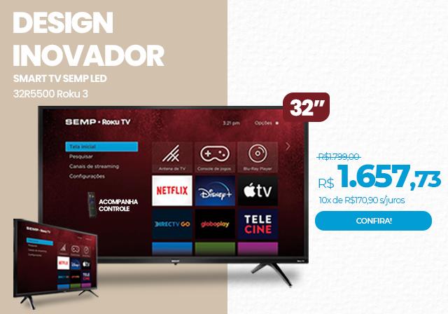 OUTUBRO - TV Semp 32 - Mobile