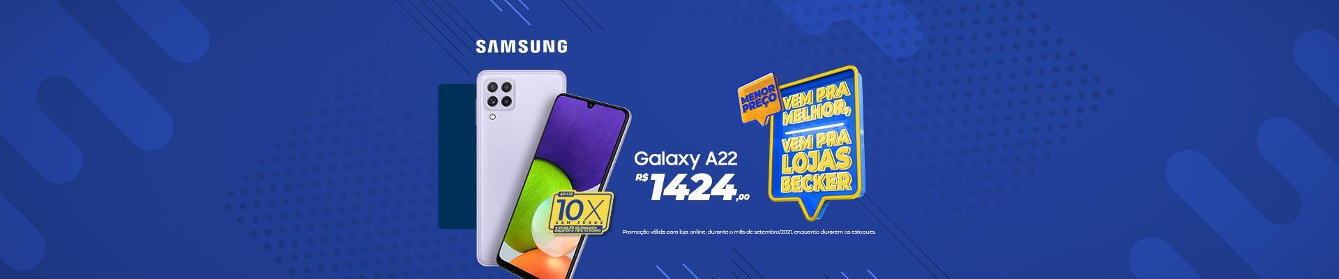 OUTUBRO - Samsung A22