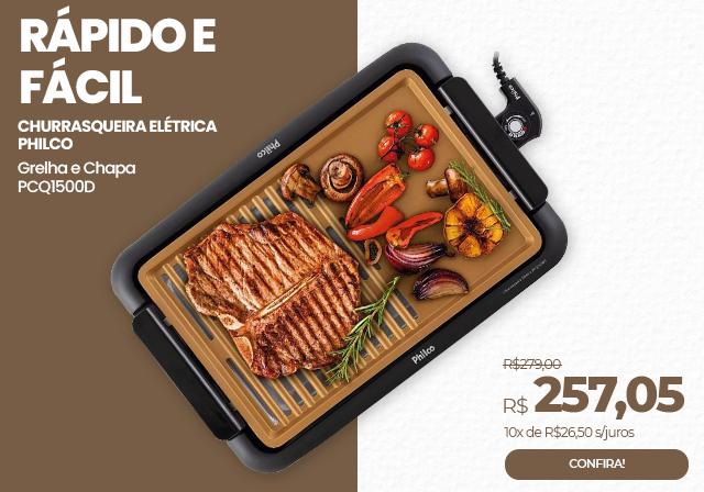 OUTUBRO - Churrasqueira Philco - Mobile