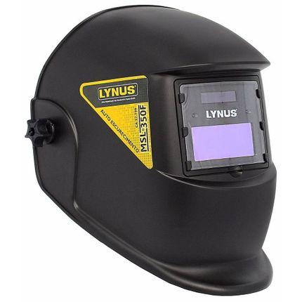 f2144f1d3 Máscara de Solda Lynus MSL-350F Escurecimento automático - lojasbecker