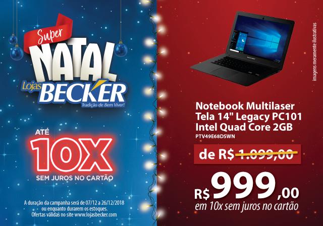 Notebook Multilaser Mobile